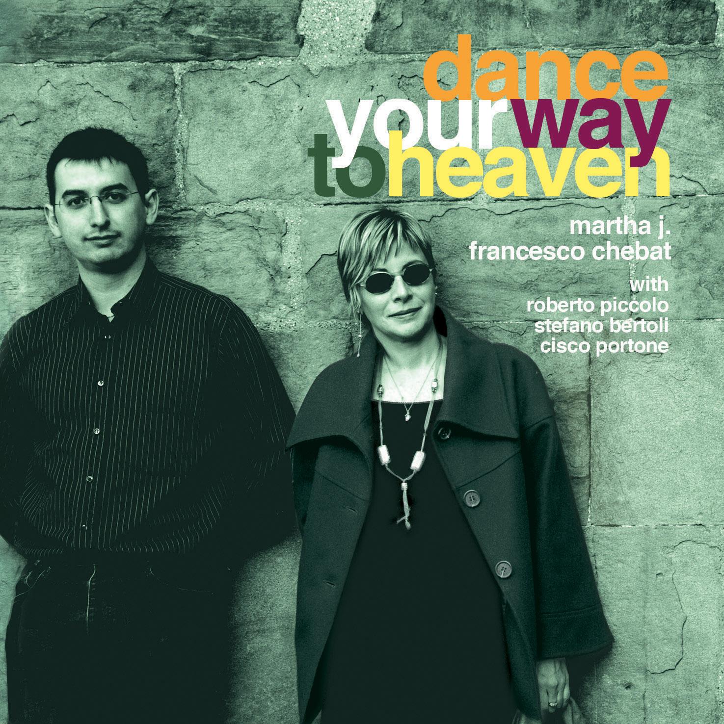 martha j and francesco chebat disco dance your way to heaven