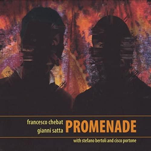 COVER PROMENADE FRANCESCO CHEBAT PIANISTA JAZZ