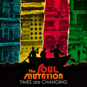 THE Soul Mutation TIMES ARE CHANGING con Francesco Chebat pianista jazz