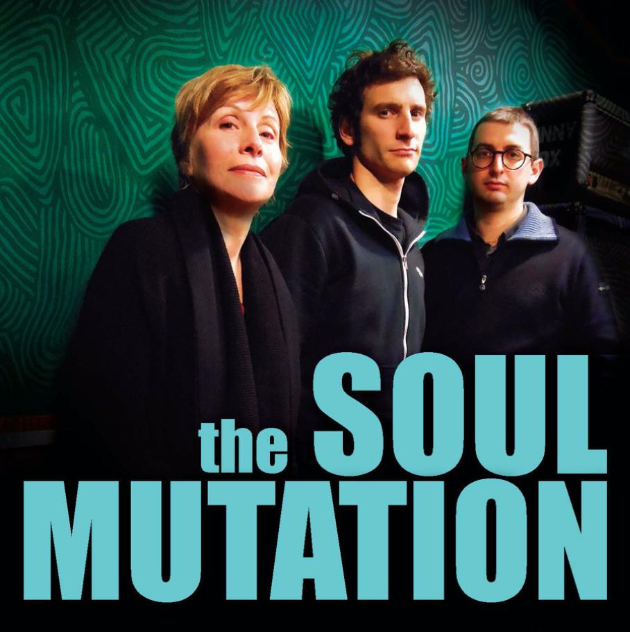 COVER DEL DISCO the soul mutation - MARTHA J. AND CHEBAT